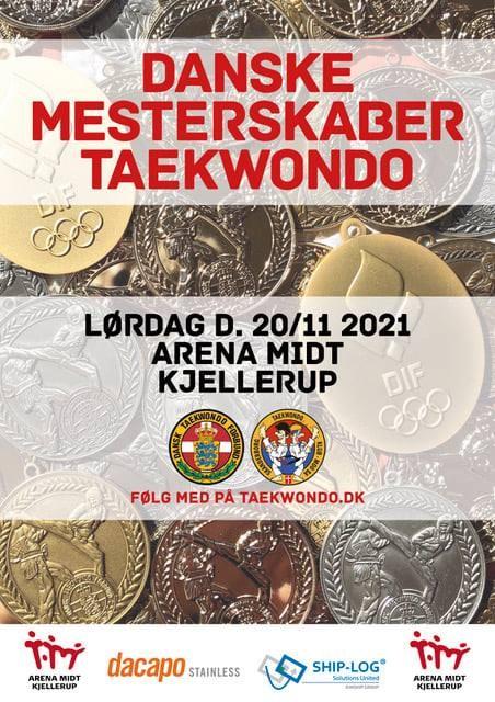 DM (Danske Mesterskaber) 2021 i Silkeborg